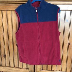 Men's Brooks Brothers Fleece Vest XL